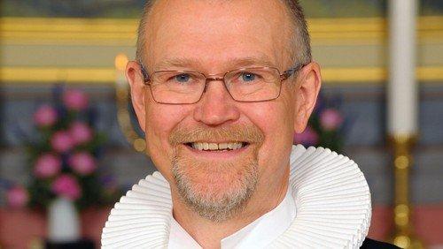 Mindeord over sognepræst Niels Jørgen Langdahl