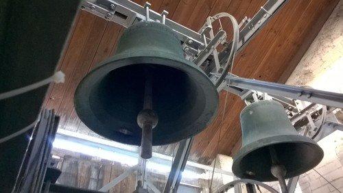 Glockenläuten Zuversichtskirche