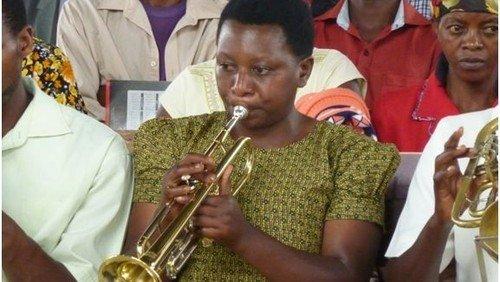 Amazing Grace - Posaunenchor am Kilimanjaro