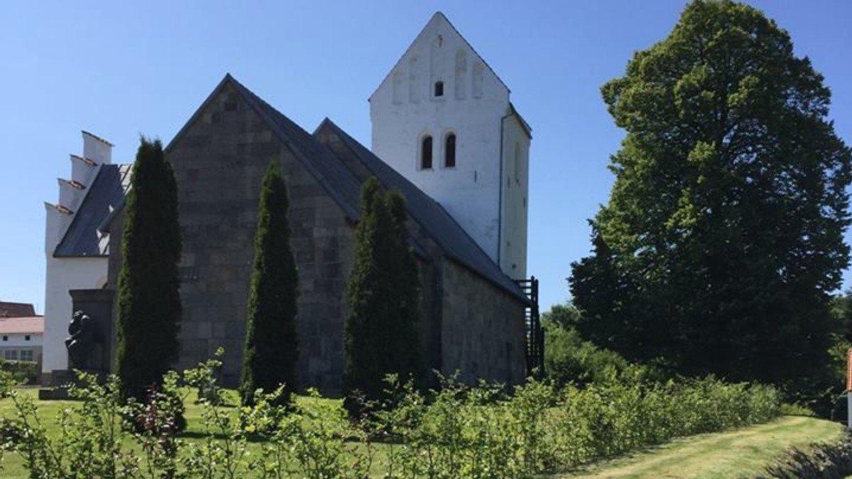 Det Skæve Tårn i Bælum