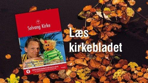 Kirkeblad - september - november 2016
