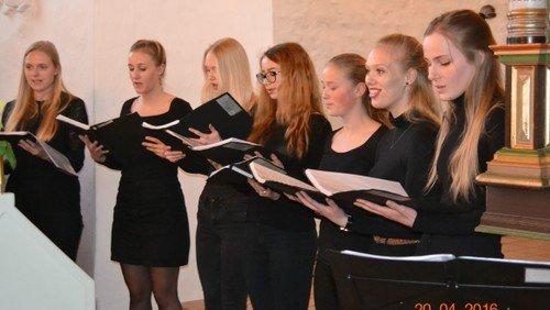 Forårskoncert i Sct. Hans Kirke