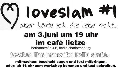 Loveslam!