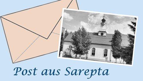 Sarepta feiert - September 2015