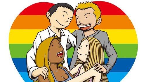 iwi - Gruppe für queere Jugendliche und junge Erwachsene