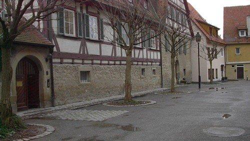 Kirchplatz - Wegbeschreibung