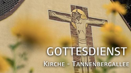 Gottesdienst in der Friedenskirche beginnt weiterhin um 11.30 Uhr