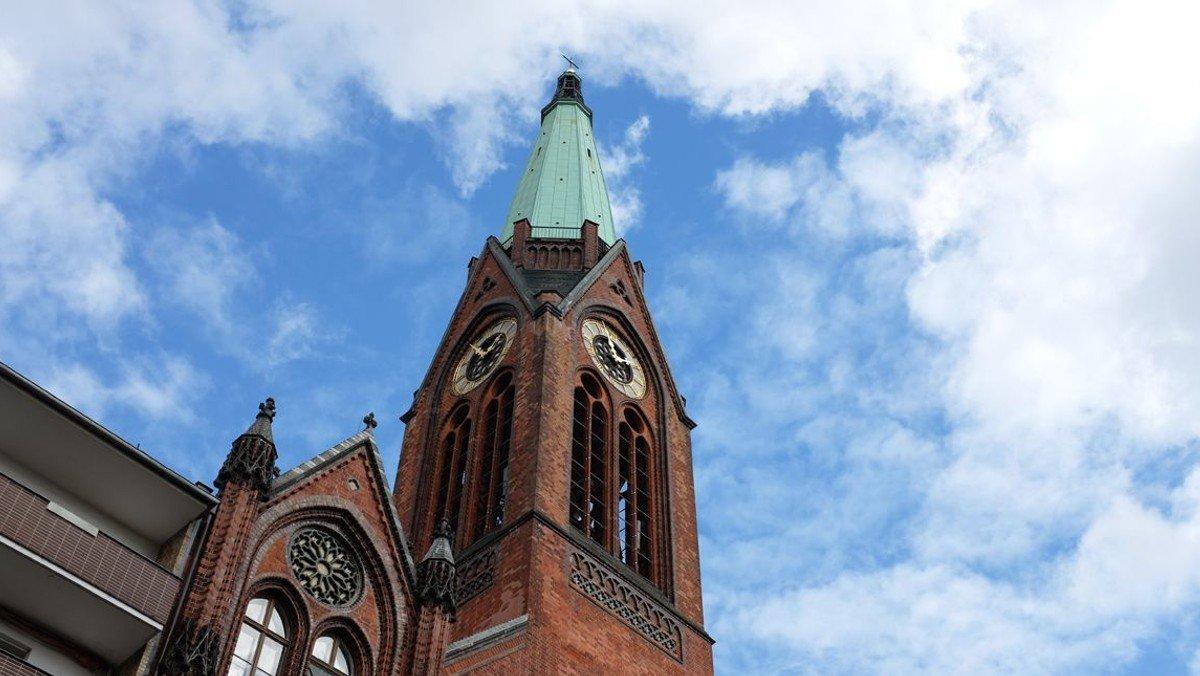 Die Berliner Flüchtlingskirche: Von der Willkommens- zur Beteiligungskultur