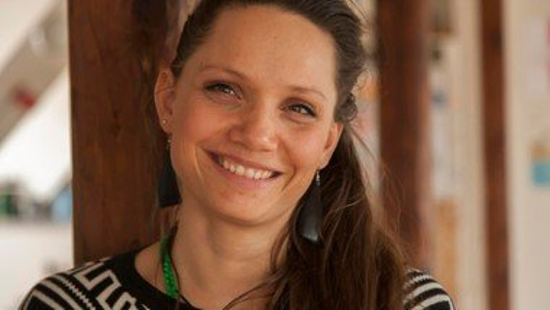 En hilsen og et digt fra relationsmedarbejder Helene Lindberg Ryhl