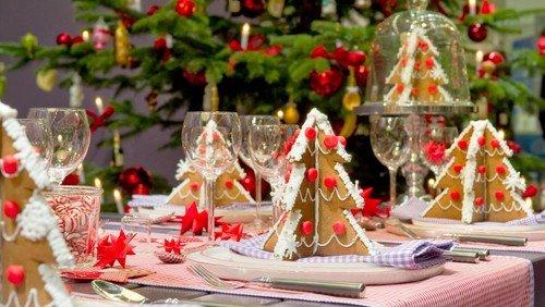 Juleaften på Pile Allé 3