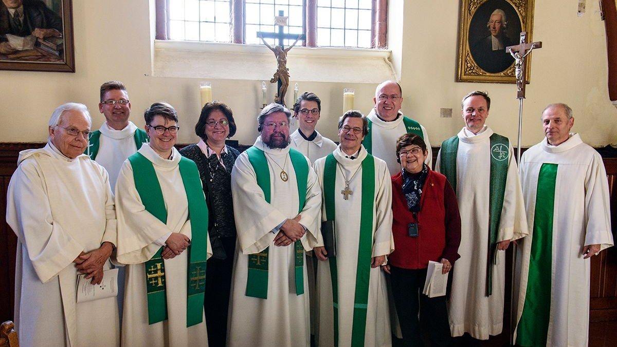 United Church of Christ und Evangelischer Kirchenkreis Berlin Stadtmitte partnerschaftlich verbunden