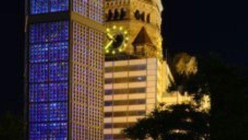 Lichttechnik im Glockenturm auf LED umgestellt