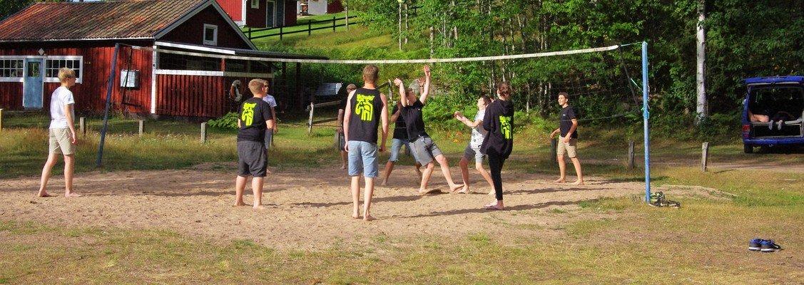 Jugendfreizeit für 14- bis 17-Jährige vom 2. - 16. August nach Schweden