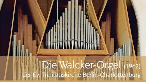 CD der Walker-Orgel - ein perfektes Geschenk für jede Gelegenheit