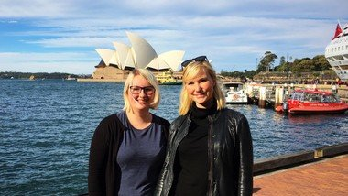 Assistenterne i Sydney