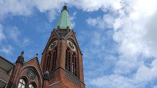 Flüchtlingskirche c/o St. Simeon