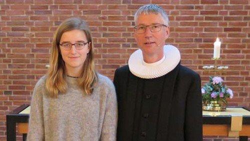 I praktik som præst