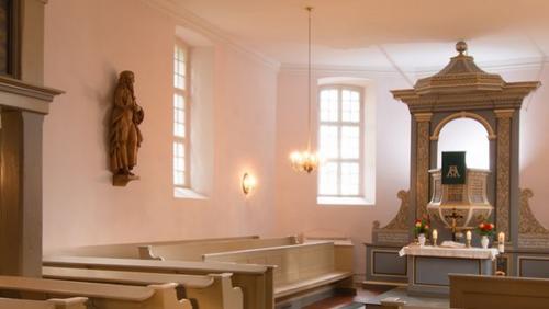 Schlicht Protestantisch – die sechs Dorfkirchen im Bezirk Reinickendorf