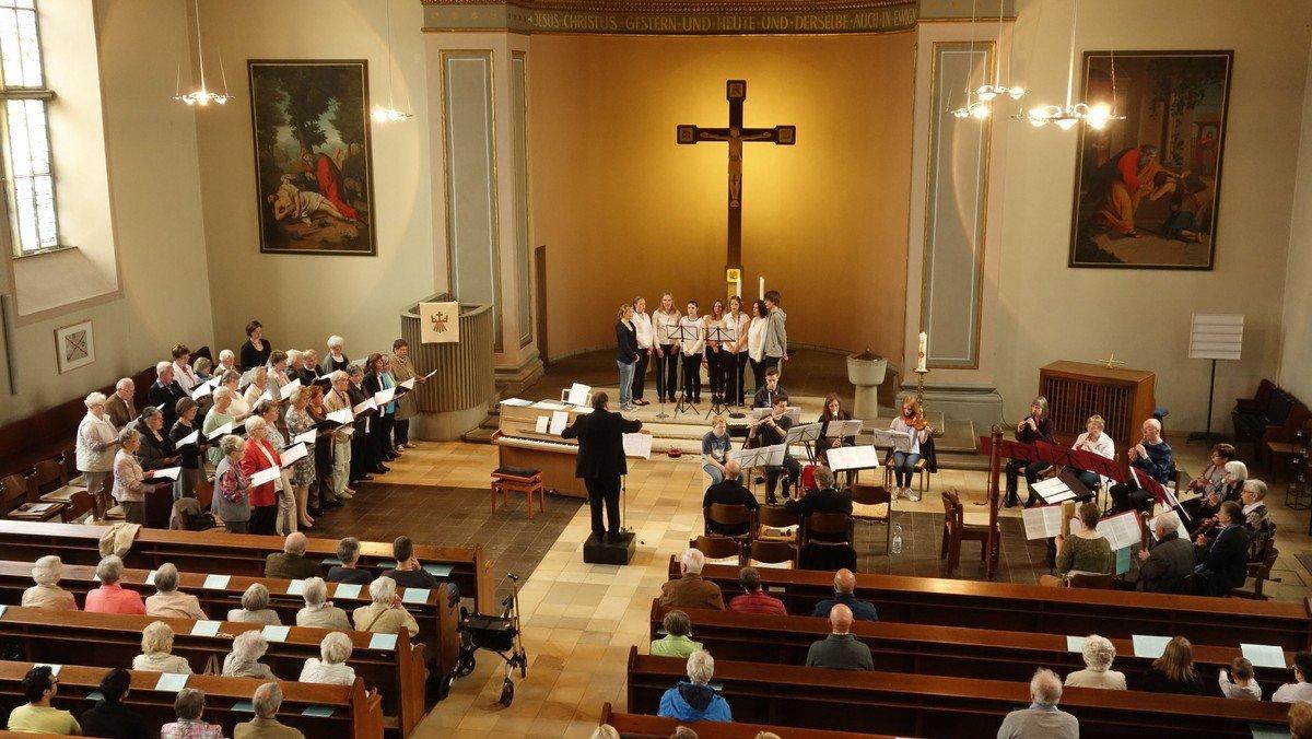 Musikalischer Gottesdienst am Sonntag Kantate