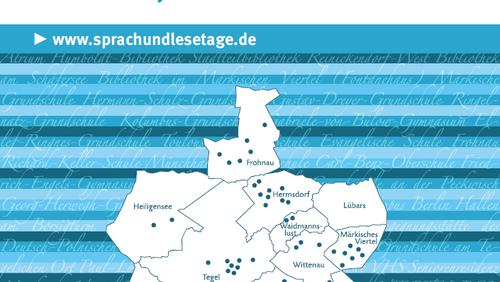 Evangelische Kirche und Reinickendorfer Sprach- und Lesetage 2017
