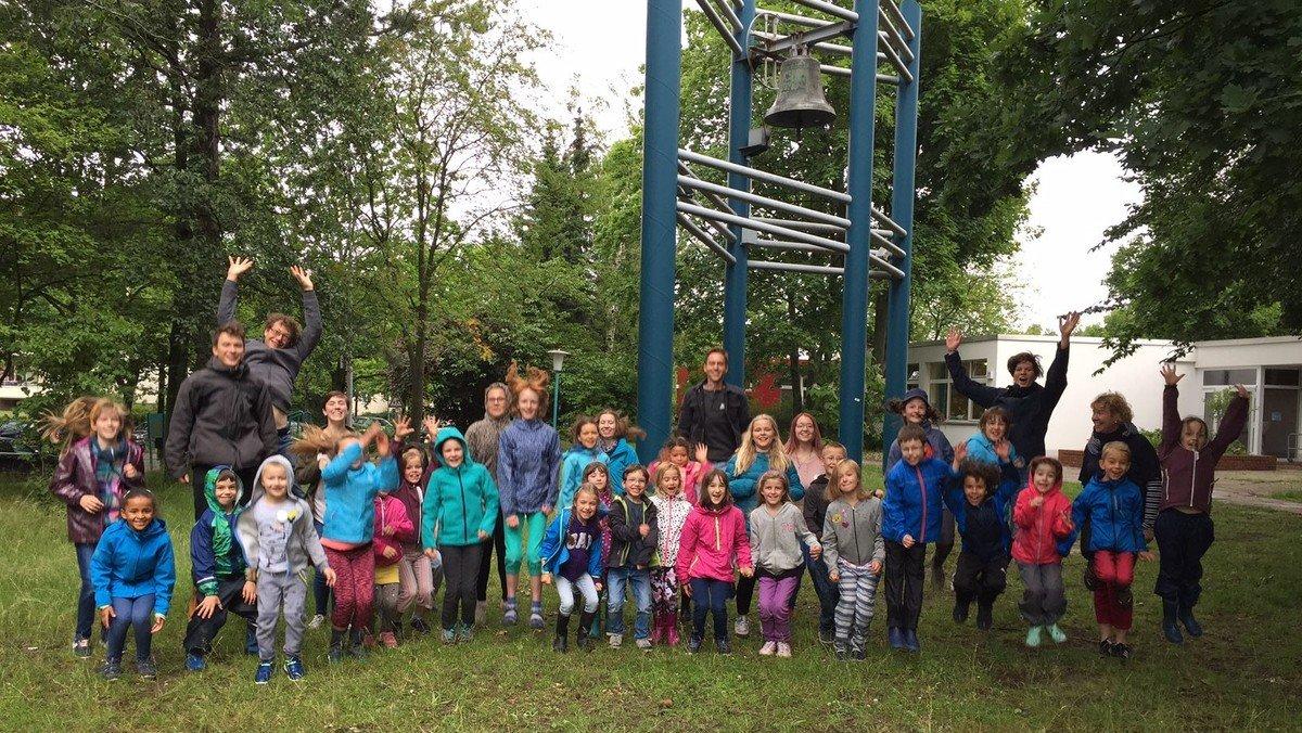 Wasser marsch! - Kreiskinderwochenende in Mariendorf-Ost