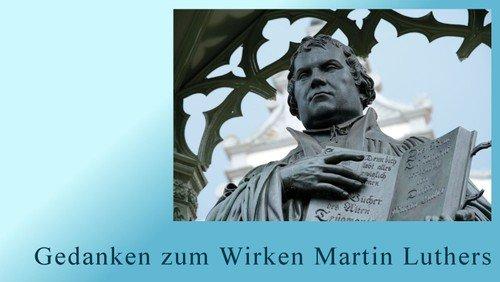 500 Jahre Martin Luther