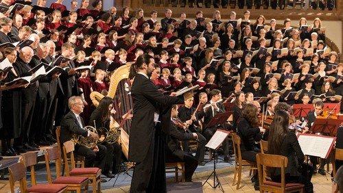 Kirchenmusik an der Erlöserkirche Moabit