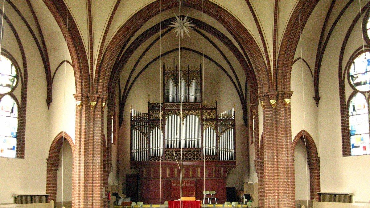 Evangelische Kirchengemeinde Heilige-Geist