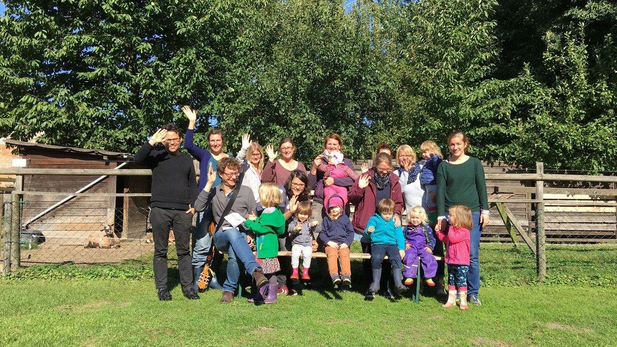 Familienfreizeit nach Baitz im September 2017
