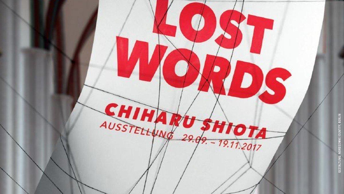 Nikolaikirche zeigt Rauminstallation LOST WORDS