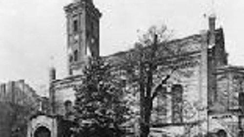Dorotheenstädtische Kirche