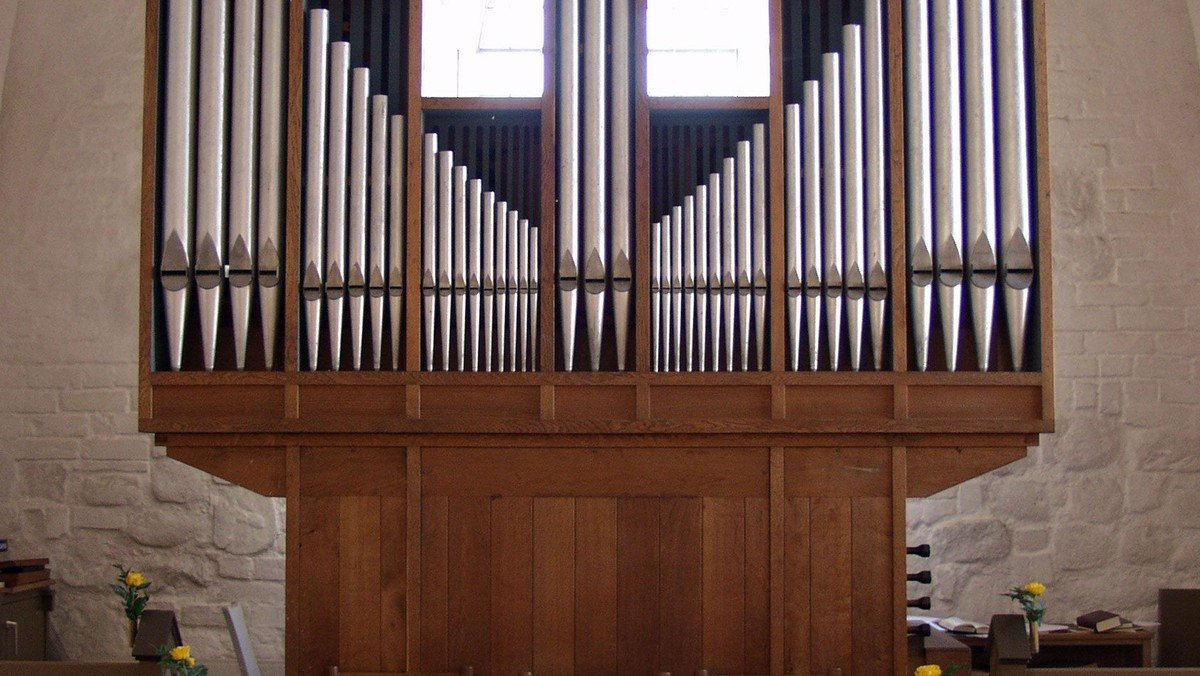 Nu spiller orglet i Stenlille igen