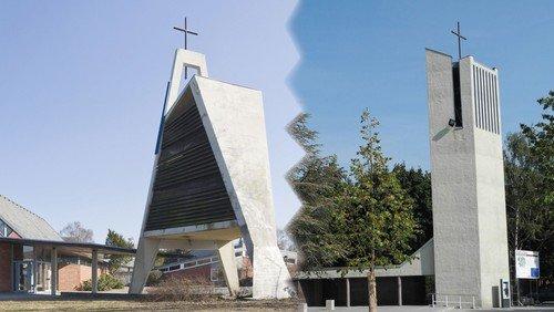 Kirchenvereinigung im Falkenhagener Feld
