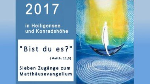 Ökumenische Bibelwoche 2017