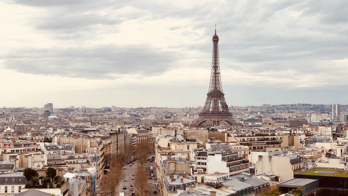 Forventningernes møde med Paris