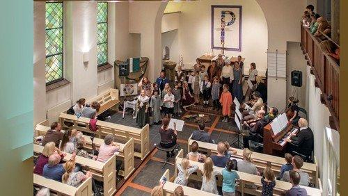Luther-Singspiel zum Reformationsjubiläum