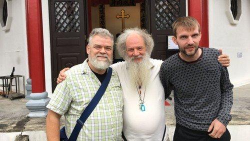 Hilsen fra Hong Kong - Erik og Martin på besøg