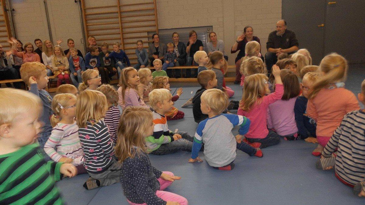 Gottesdienste im Berglandkindergarten