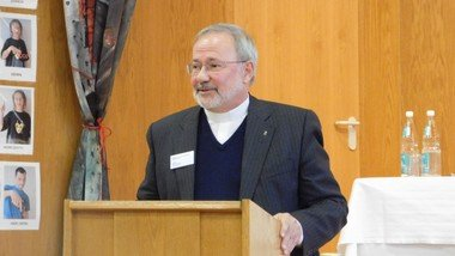 Interview mit Martin Kirchner zu seiner Wiederwahl zum  Superintendenten