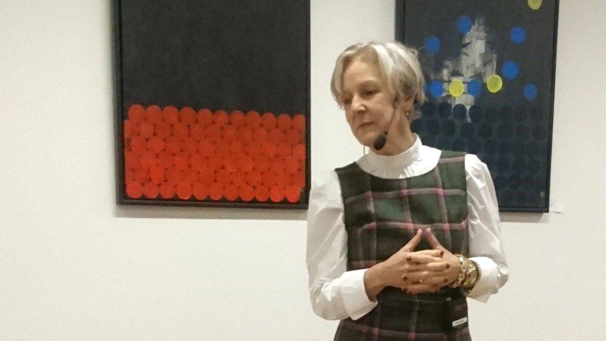 En bevægende og inspirerende sogneaften med Charlotte Rørth