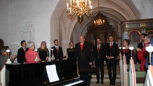 Julekoncert i Sct. Hans Kirke i 2017