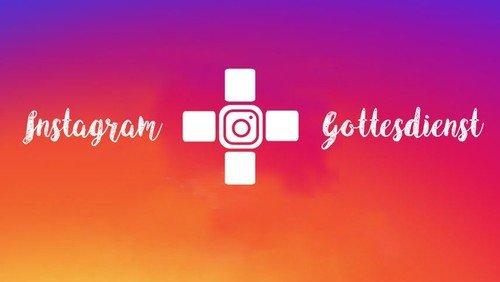 omg_berlin! Evangelische Jugend feiert ersten Gottesdienst auf Instagram