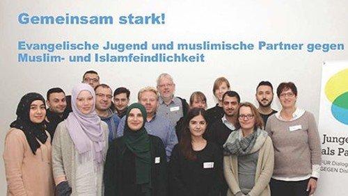 Appell gegen antimuslimischen Rassismus