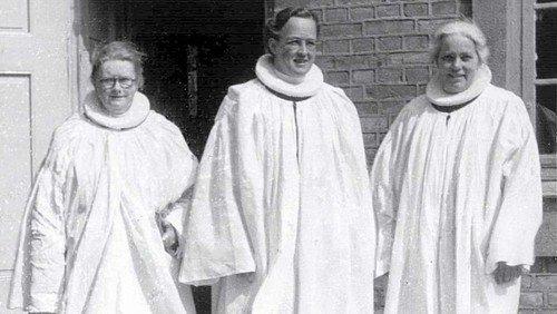 Hurra for kvindelige præster!