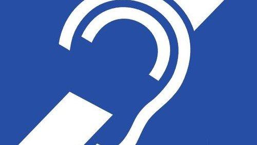 Kopfhörer für Schwerhörige