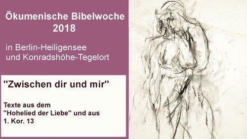 Ökumenische Bibelwoche 2018