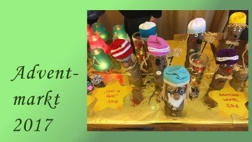 Adventmarkt unserer Kitas