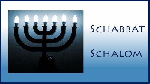 Besuch in einer jüdischen Gemeinde