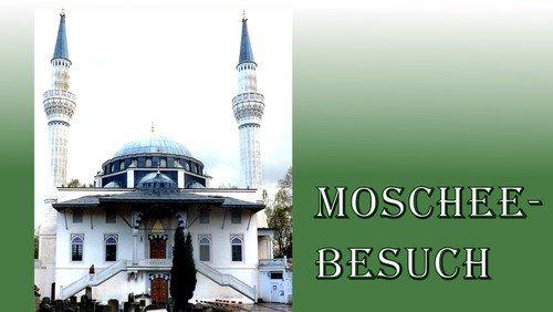 Besuch in der Sehitlik-Moschee