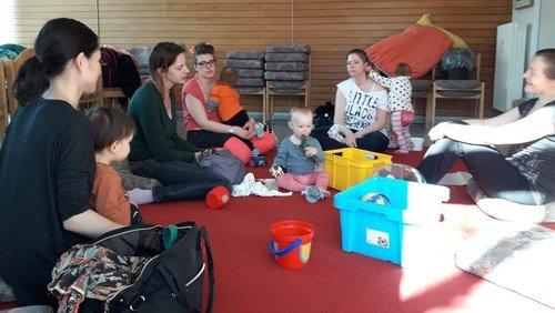 Fabel®Maxi Familienzentriertes Baby-Eltern-Konzept - 1-3 Jahre